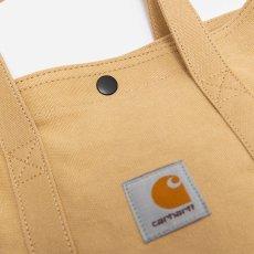 画像10: Canvas Small Tote Bag キャンバス スモール トート ショルダー バッグ 2way Dusty Hamilton Brown Black ハミルトン ブラウン ブラック (10)