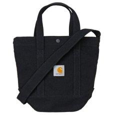 画像4: Canvas Small Tote Bag キャンバス スモール トート ショルダー バッグ 2way Dusty Hamilton Brown Black ハミルトン ブラウン ブラック (4)