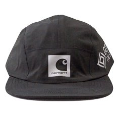 画像8: Gore Tex Infinium Reflect Cap ゴアテックス ナイロン キャップ 帽子 ロゴ リフレクティブ 5パネル Black Moor Green (8)