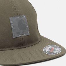 画像12: Elmwood Flexfit Fitted Cap ロゴ フィテッド フレックス フィット キャップ 帽子 Black Moor Green ブラック アーミー グリーン (12)