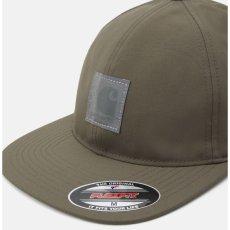 画像10: Elmwood Flexfit Fitted Cap ロゴ フィテッド フレックス フィット キャップ 帽子 Black Moor Green ブラック アーミー グリーン (10)