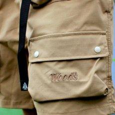 画像9: Ripstop Utility Multi Pocket Shorts ユーティリティー フィッシング Fishing ショーツ ハーフ パンツ Beige ベージュ (9)