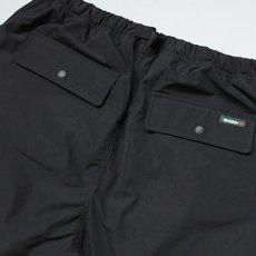 画像4: Ripstop Utility Multi Pocket Shorts ユーティリティー フィッシング Fishing ショーツ ハーフ パンツ Black ブラック (4)