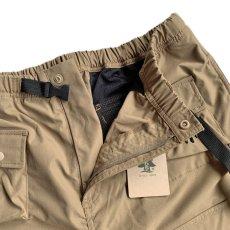 画像6: Ripstop Utility Multi Pocket Shorts ユーティリティー フィッシング Fishing ショーツ ハーフ パンツ Beige ベージュ (6)