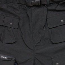 画像2: Ripstop Utility Multi Pocket Shorts ユーティリティー フィッシング Fishing ショーツ ハーフ パンツ Black ブラック (2)