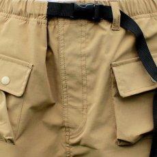 画像11: Ripstop Utility Multi Pocket Shorts ユーティリティー フィッシング Fishing ショーツ ハーフ パンツ Beige ベージュ (11)