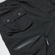 画像5: Ripstop Utility Multi Pocket Shorts ユーティリティー フィッシング Fishing ショーツ ハーフ パンツ Black ブラック (5)