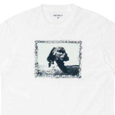 画像4: Sphinx S/S Tee スフィンクス フォト 半袖 Tシャツ White ホワイト (4)