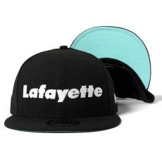 画像3: Lafayette ラファイエット X New Era Logo 9Fifty Snapback Cap ニューエラ スナップバック キャップ 帽子 (3)