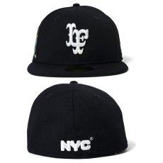画像4: X DSNY X New Era ニューエラ Community Services LF Logo 59Fifty キャップ 帽子 (4)