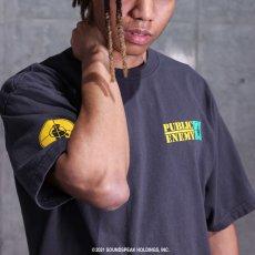 画像9: X Public Enemy Target S/S Tee パブリック エネミー 半袖 Tシャツ Black ブラック (9)