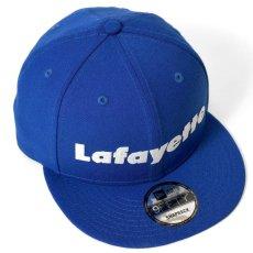 画像17: Lafayette ラファイエット X New Era Logo 9Fifty Snapback Cap ニューエラ スナップバック キャップ 帽子 (17)