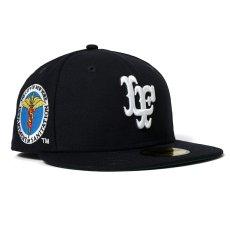 画像1: X DSNY X New Era ニューエラ Community Services LF Logo 59Fifty キャップ 帽子 (1)
