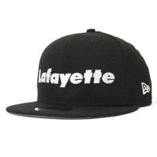 画像6: Lafayette ラファイエット X New Era Logo 9Fifty Snapback Cap ニューエラ スナップバック キャップ 帽子 (6)