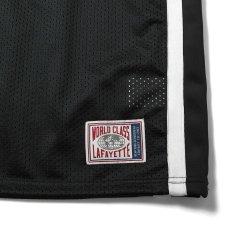 画像6: Sports Logo Basketball Jersey バスケット ボール メッシュ ジャージ ゲーム シャツ (6)