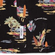 画像6: Beach S/S Allover Open Colour Shirt オープンカラー ルーズフィット アロハ 半袖 柄 シャツ (6)