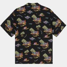 画像2: Beach S/S Allover Open Colour Shirt オープンカラー ルーズフィット アロハ 半袖 柄 シャツ (2)