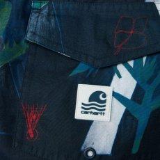 画像4: Shaka Swim Trunk Shorts スイム ナイロン ショーツ インナー無し イージー Tom Król Flowers (4)