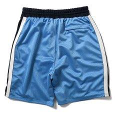 画像2: Sports Logo Basketball Shorts オーバーサイズ バスケット ボール ショーツ  (2)