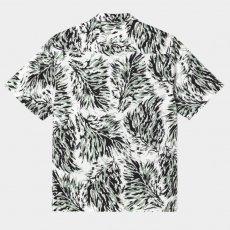 画像2: Hinterland S/S Allover Open Colour Shirt オープンカラー ルーズフィット アロハ 半袖 柄 シャツ (2)