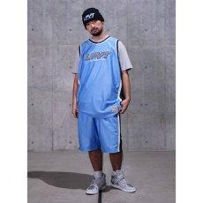 画像8: Sports Logo Basketball Shorts オーバーサイズ バスケット ボール ショーツ  (8)