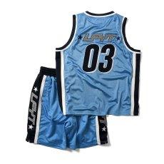 画像7: Sports Logo Basketball Shorts オーバーサイズ バスケット ボール ショーツ  (7)