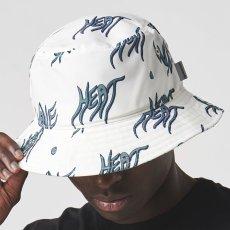 画像1: Heat Wave Bucket Hat Allover バケット ハット 帽子 (1)