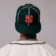 画像4: × Ebbets Field Player Baseball Piping Cap エベッツ フィールド ベースボール パイピング キャップ 帽子 (4)