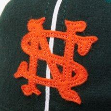 画像9: × Ebbets Field Player Baseball Piping Cap エベッツ フィールド ベースボール パイピング キャップ 帽子 (9)
