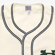 画像7: × Ebbets Field Player Baseball Shirts エベッツ フィールド プレイヤー ベースボール シャツ (7)