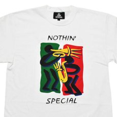 画像4: Be Jazzin' S/S Tee 半袖 Tシャツ White (4)