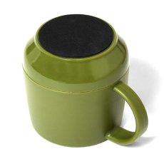 画像10: Outdoor Logo Pla Thermo Mug アウトドア ロゴ 二層構造 マグカップ Black Navy Olive (10)