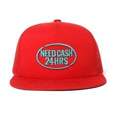 画像9: Need Cash Mesh Tracker Cap メッシュキャップ Black (9)