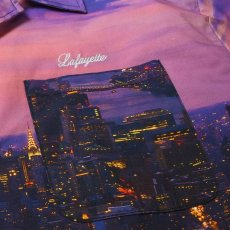 画像6: × SDJ Skyline Allover S/S Shirt エスディージェー スカイライン 開襟 半袖 シャツ 総柄 オールオーバー Purple (6)