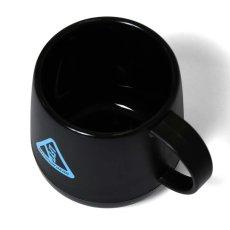 画像5: Outdoor Logo Pla Thermo Mug アウトドア ロゴ 二層構造 マグカップ Black Navy Olive (5)