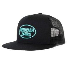 画像1: Need Cash Mesh Tracker Cap メッシュキャップ Black (1)