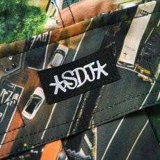 画像7: X SDJ Crossing Night Allover Cargo Shorts エスディージェー カーゴ ショーツ (7)