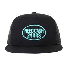 画像7: Need Cash Mesh Tracker Cap メッシュキャップ Black (7)