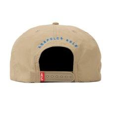 画像3: Fool Me Once 5-Paneel Dry Nylon Cap パネル ナイロン キャップ 帽子 Khaki Black (3)