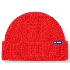 画像2: Wharfie Beanie Blue Label ショート ビーニー ニット キャップ 帽子 (2)