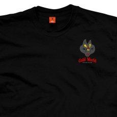 画像6: Frozen Goods Jazz Cat S/S Tee リフレクティヴ ジャズ キャット 半袖 Tシャツ 反射 Reflective 3m INK Black  (6)