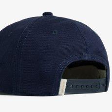 画像5: Mulberry Snapback Cap Navy エメ レオン ドレ マルベリー スナップバック キャップ 帽子 Kith ネイビー (5)