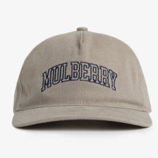 画像2: Mulberry Snapback Cap Navy エメ レオン ドレ マルベリー スナップバック キャップ 帽子 Kith ネイビー (2)