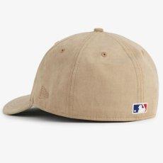画像3: × Aime Leon dore LP 59Fifty Cap NewYork Yankees Brushed Nylon Beige エメ レオン ドレ ニューヨーク ヤンキース キャップ 帽子 Kith ベージュ (3)