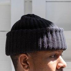 画像9: Made In USA Cotton Slouchi Beanie ビーニー  ニット キャップ 帽子 Columbiaknit (9)