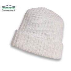 画像2: Made In USA Cotton Slouchi Beanie ビーニー  ニット キャップ 帽子 Columbiaknit (2)