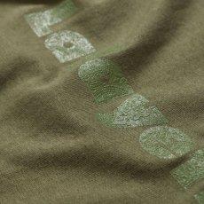 画像6: Damask Lafayette Logo S/S Tee 半袖 Tシャツ Olive (6)