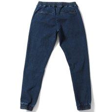画像2: Stretch Jogger Pants ジョガー パンツ Indigo Denim インディゴ デニム (2)