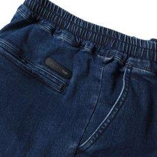 画像8: Stretch Jogger Pants ジョガー パンツ Indigo Denim インディゴ デニム (8)