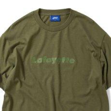 画像3: Damask Lafayette Logo S/S Tee 半袖 Tシャツ Olive (3)